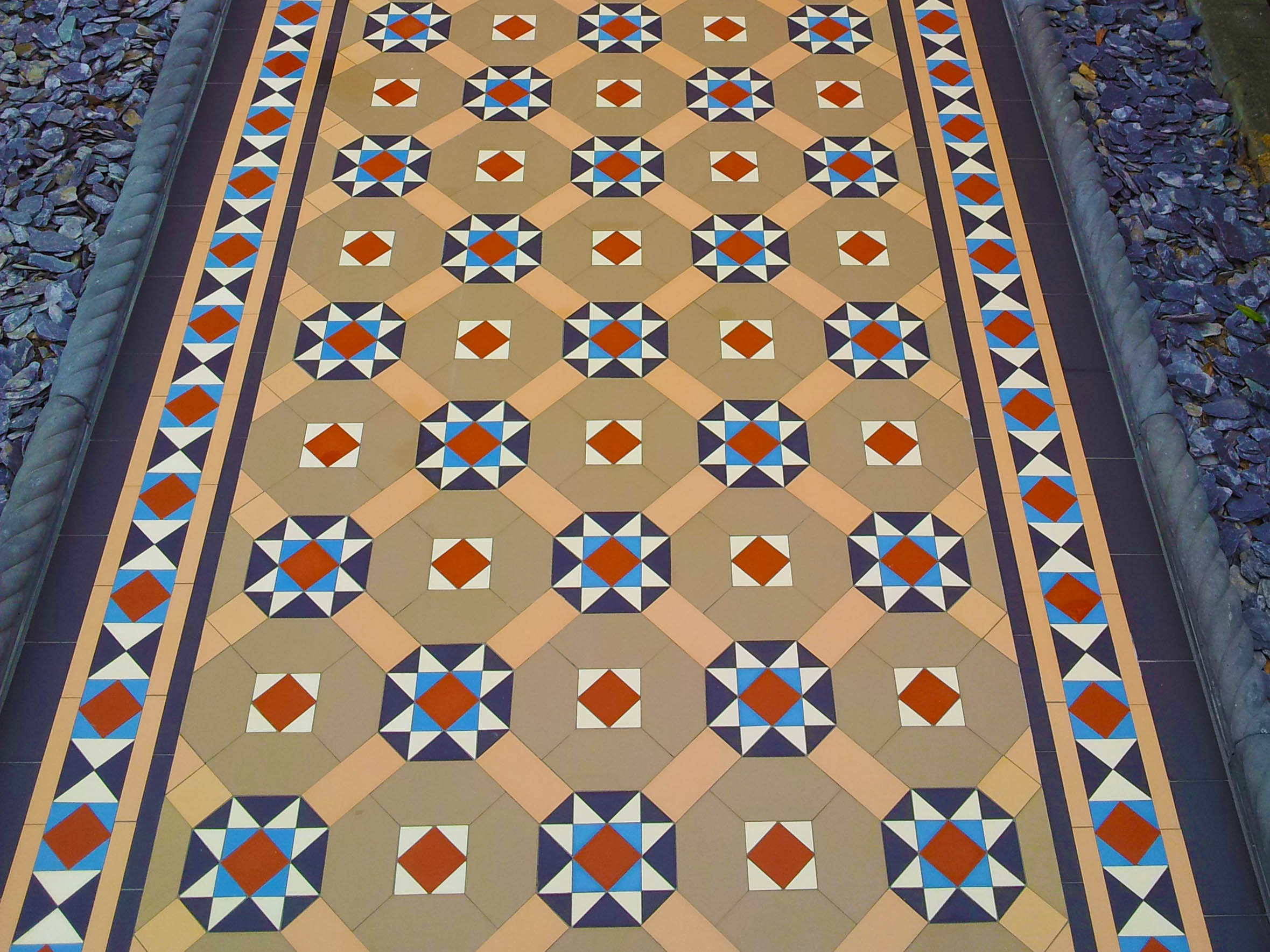 Classic Victorian Tiling Company Victorian Wall Tiles